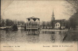 Havenrak Postcard