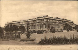 Hampton Court Palace - South East Front Postcard