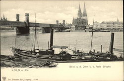 View of Cathedral and River