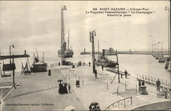 Port, Saint-Nazaire