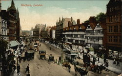 View of Holborn