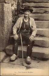 Old Morbihan Farmer
