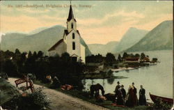 Helgheim Church