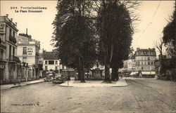 La Place Denecourt