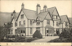 Stronachlachen Hotel, The Trossachs Postcard