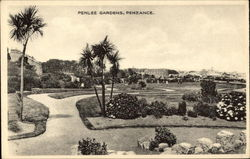 View of Penlee Gardens
