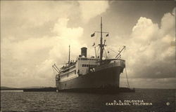 S.S. Colombia