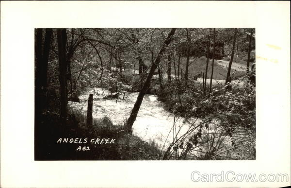 Angels Creek California