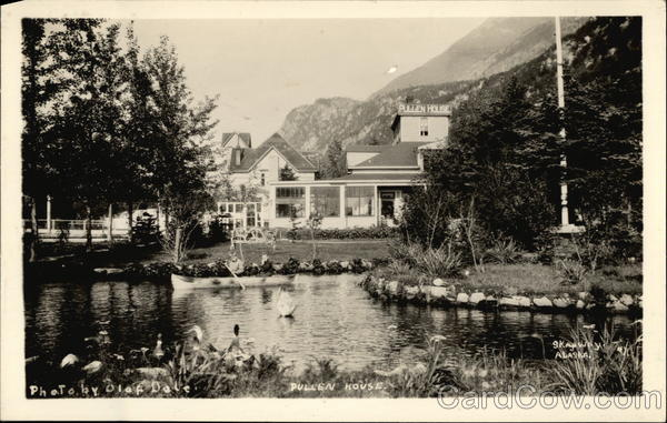Pullen House Skagway Alaska Olaf Dale