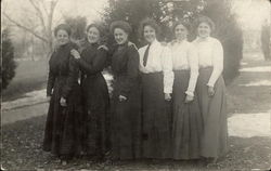 Portrait of 6 Women