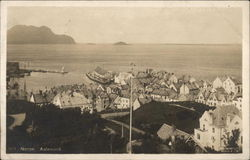 View of Aalesund