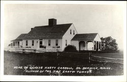 Home of Gladys Hasty Carroll