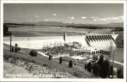 Douglas Dam and Lake