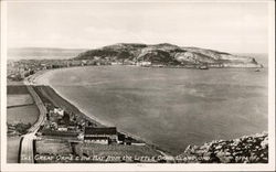 The Great Orme & the Bay from the Little Orme