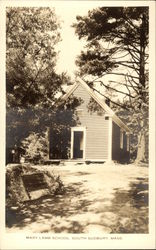 Mary Lamb School Postcard