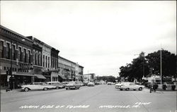 North Side of Square Postcard