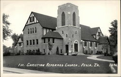 Christian Reformed Church Postcard