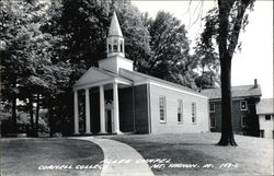 Allee Chapel, Cornell College