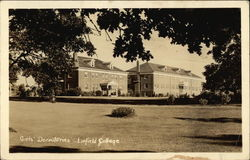 Linfield College - Girls' Dormitories