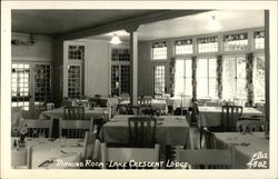Dining Room - Lake Crescent Lodge