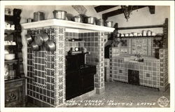 Scotty's Castle - The Kitchen