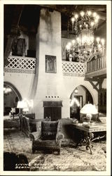 Scotty's Castle - Living Room