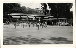 Children Playing at Presbyterian Conference Grounds