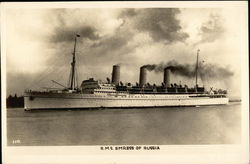 R.M.S. Empress of Russia