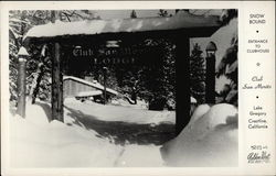 Club San Moritz, Lake Gregory - Entrance to Clubhouse