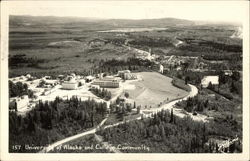 University of Alaska and College Community