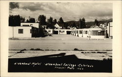 Steamboat Motel