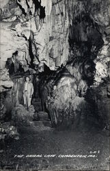 The Bridal Cave Postcard