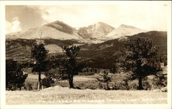 Mount Meeker, Long's Peak & Lady Washington
