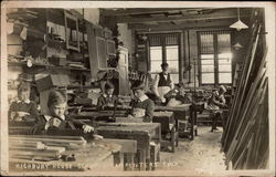 Highbury House School, Carpenter's Shop