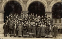 The Jacobs Business College - Students