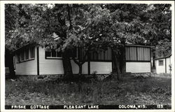 Friske Cottage, Pleasant Lake