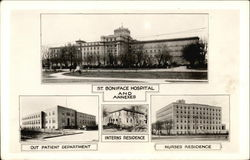 St. Boniface Hospital and Annexes