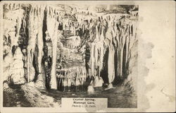 Crystal Spring, Marengo Cave