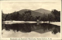 Kearsarge and Bartlett Mountains