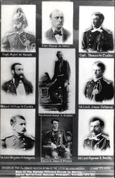 Officers of the 7th Cavalry Killed in Action at the Little Big Horn