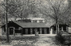 Office and store, Bennett Springs State Park
