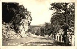 Road by Hanging Rock