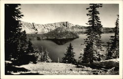 Crater Lake from Rim Drive