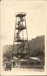 Observation Tower, Indian Head