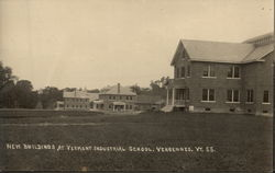 New Buildings at Vermont Industrial School
