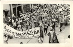 Feast of Balthazzar Band