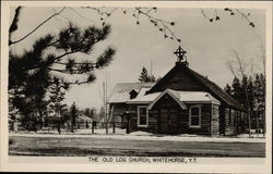 The Old Log Church