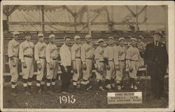 1915 York Beach Baseball Club, Jack Ashworth Manager