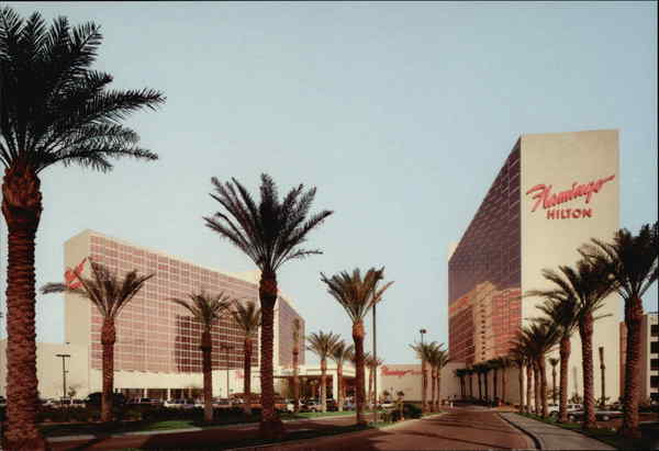 Flamingo Hilton Laughlin Nevada