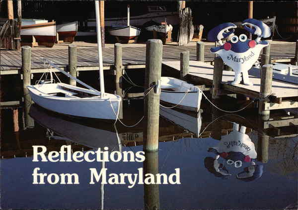 Reflections from Maryland